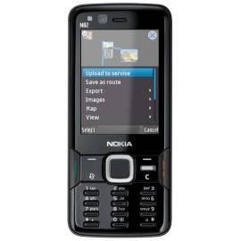 Handy Nokia N82 schwarz Bedienungsanleitung