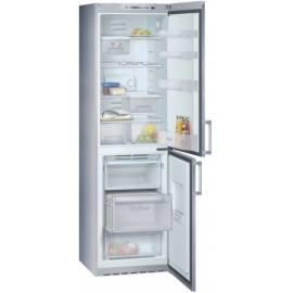 Kombination Kühlschränke mit Gefrierfach SIEMENS KG 39NX70 - Anleitung
