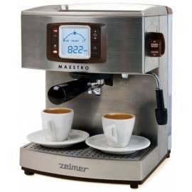 Bedienungsanleitung für Espresso 13Z012 ZELMER nerez