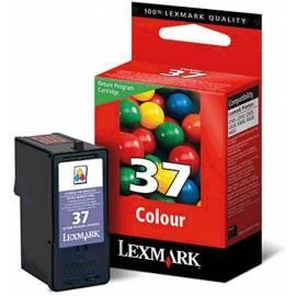 Tintenpatrone LEXMARK 018C2140E Bedienungsanleitung