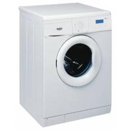Waschmaschine mit Trockner Trockner WHIRLPOOL AWZ 514 D weiß Gebrauchsanweisung