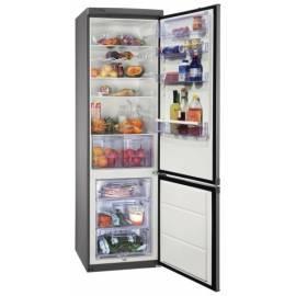 Bedienungsanleitung für Kombination Kühlschrank / Gefrierschrank ZANUSSI ZRB 940 X
