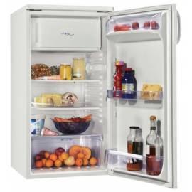 Benutzerhandbuch für Kühlschrank ZANUSSI ZRA319SW weiß
