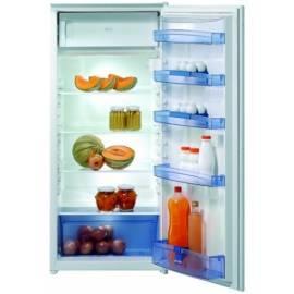 Datasheet Kühlschrank 1dv. Gorenje RBI4214 W, Einbauleuchte