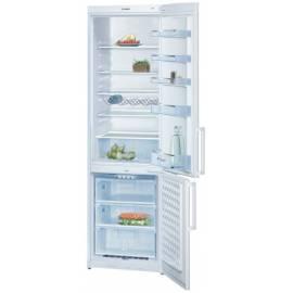 Service Manual Kombination Kühlschrank mit Gefrierfach BOSCH KGV39X04
