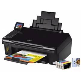Bedienungsanleitung für Ein Multifunktions-Drucker EPSON Stylus SX405