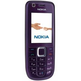 Benutzerhandbuch für Handy Nokia 3120 classic Plum (Pflaume)