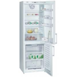 Bedienungsanleitung für Kombination Kühlschrank mit Gefrierfach, SIEMENS KG36VX13