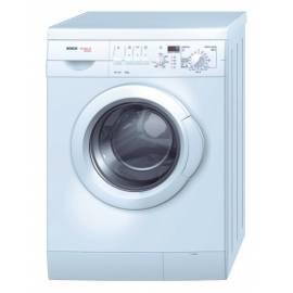 Waschmaschine Bosch WFC 2067 von führenden die Umsetzung der - Anleitung
