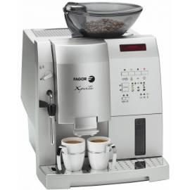 Bedienungshandbuch Espresso FAGOR CAT-44