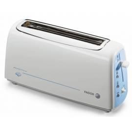 Toaster FAGOR TTE-310 weiss/blau - Anleitung