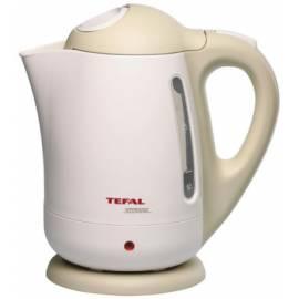 Die BF 262013 Tefal Wasserkocher Vitesse ECO, 1,7 L, weiß