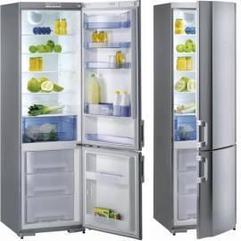 Kombination Kühlschränke mit Gefrierfach RK GORENJE 61391 E Classic Gebrauchsanweisung