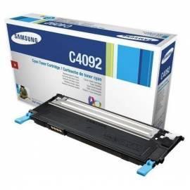 Toner SAMSUNG CLT-C4092S blau Bedienungsanleitung
