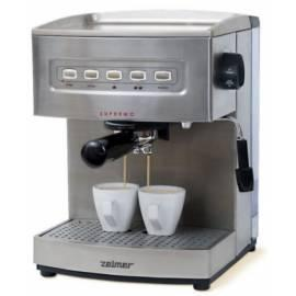Datasheet Espresso 13Z013 ZELMER nerez