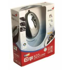 Maus ist GENIUS Ergo 555 Laser, USB (31011549100) - Anleitung