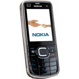 Benutzerhandbuch für Handy Nokia 6220 Classic (schwarz/Cyan, Black &   Cyan)