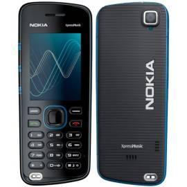 Datasheet Handy Nokia 5220 XpressMusic Blue (512 MB)