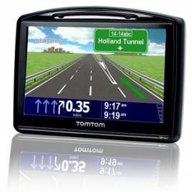 Navigationssystem GPS TOMTOM GO 730 Gebrauchsanweisung