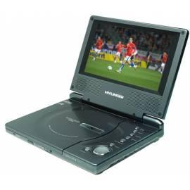 DVD Player Hyundai PDP 202 portable Bedienungsanleitung