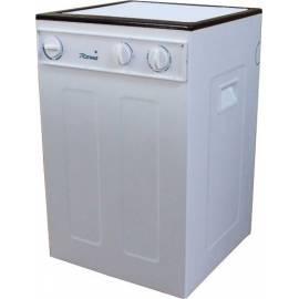 Benutzerhandbuch für Waschmaschine Whirlpool/Zentrifuge ROMO 190.1 R weiß