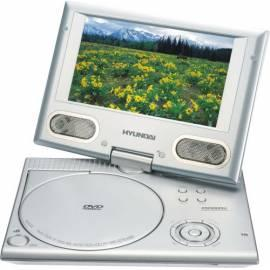 Handbuch für DVD Player Hyundai PDP 288 SU portable