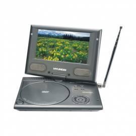 DVD Player Hyundai PDP 388 Ihr ATV transferny - Anleitung