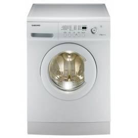 Waschmaschine SAMSUNG WF-F862 - Anleitung
