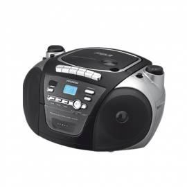 HYUNDAI TRC561A3 CD Radio Kassette mit schwarz Gebrauchsanweisung