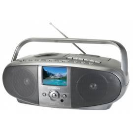 Service Manual Radiomagnetofon Hyundai TRC 608 DDR3 ATV s CD/MP3/DVD