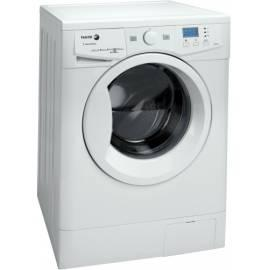Bedienungsanleitung für Waschmaschine FAGOR FE-2712 (905113139) weiß