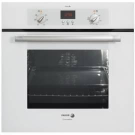 Bedienungshandbuch Ofen FAGOR 6 h-175 (B) weiß