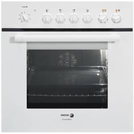 Bedienungshandbuch Ofen FAGOR 6 h-414 B-weiß