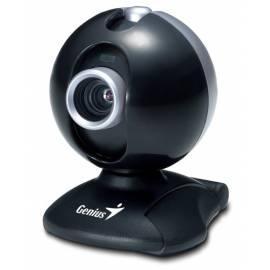 Handbuch für Webcam GENIUS VideoCam i-Look 300 (32200103101) schwarz