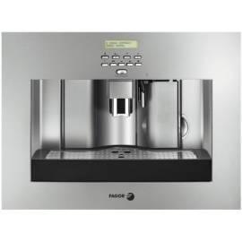Espresso FAGOR nerez 2MQC-A10X (952010046) Gebrauchsanweisung
