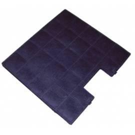 Benutzerhandbuch für Aktivkohlefilter MORA UF250X230 blau