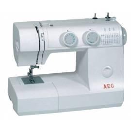 Nähmaschine AEG 795 weiß