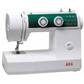 Nähmaschine AEG 791 weiß