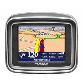 Navigationssystem GPS TOMTOM Rider Europa 31 - Anleitung