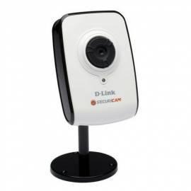 Handbuch für Webcamera D-Link Securicam IP-Netzwerk, Haussicherheit