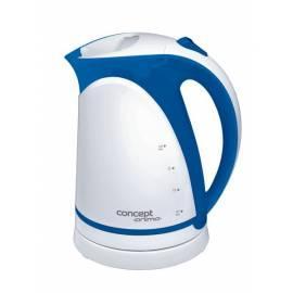 Datasheet Elektrische Wasserkocher RK ANIMA Konzept-2190-blau