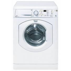 Bedienungsanleitung für Automatische Waschmaschine HOTPOINT-ARISTON ARXF109 weiß