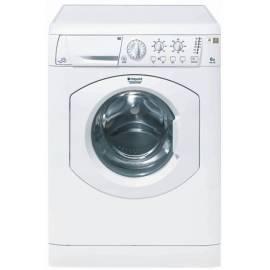 Datasheet Automatische Waschmaschine HOTPOINT-ARISTON ARXL105EU weiß
