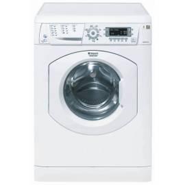 Waschmaschine mit Trockner HOTPOINT-ARISTON ARMXXD109EU Trockner weiß Bedienungsanleitung
