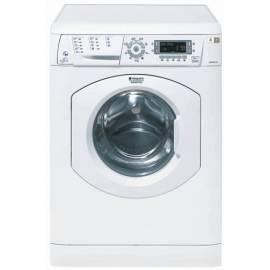 Handbuch für Waschmaschine mit Trockner HOTPOINT-ARISTON ARMXXD129EU Trockner weiß