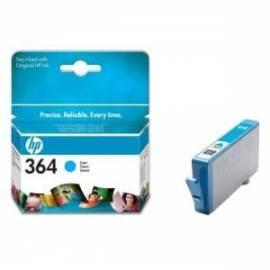Tintenpatrone HP 364, 300 s. (CB318EE) blau Gebrauchsanweisung