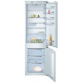 Kombination Kühlschränke mit ***-Gefrierfach BOSCH KIS 34A51 antibakterielle Gebrauchsanweisung