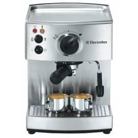 Espresso Electrolux EWR 150 Bedienungsanleitung