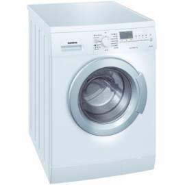 Bedienungshandbuch Waschvollautomat SIEMENS WM 14E442 WOULD