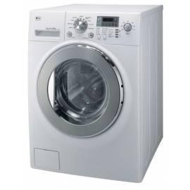 Datasheet Waschmaschine LG F1409TDS weiß